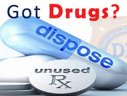 Drug Take-back program